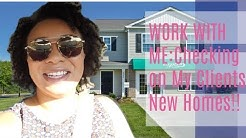 Checking Up On My New Construction Builds in Charlotte, Concord | Homes for Sale in Charlotte