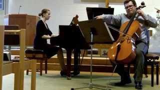 Madelaine Jones - Ceramic Poppies (performed by Bishop Ensemble)