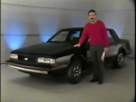 October 1988 - The Chevy Celebrity
