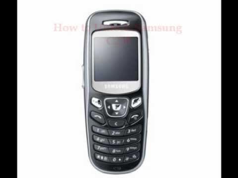 Samsung C230 Codes Videos - Waoweo