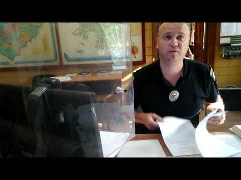 Нежелание регистрировать заявление граждан в полиции Лебедина