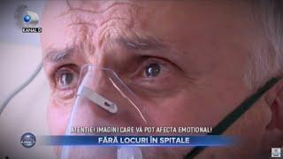 Stirile Kanal D(11.10) - ALERTA! IN TIMP CE SE FAC PROTESTE FARA MASCA, SPITALELE RAMAN FARA LOCURI!