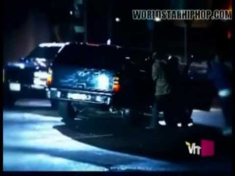Erron Jay as Notorious B.I.G. - VH1 Famous Crime Scenes