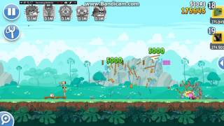 Angry Birds Friends Tournament 27-07-2017 level 4