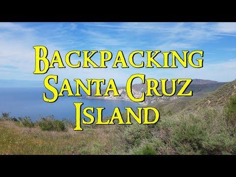 Backpacking Santa Cruz Island - Channel Islands National Park