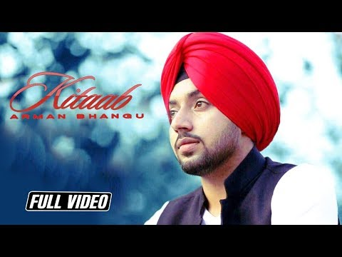 Kitaab | Arman Bhangu | Angel Records | Full HD...
