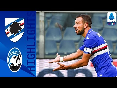 Sampdoria 0-0 Atalanta | 10-Man Atalanta Secure A Point | Serie A