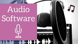 Free Audio Software Recommendations 2018