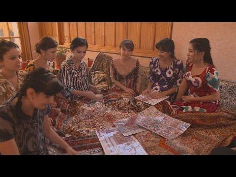 Bukhara's rich handicraft heritage - life