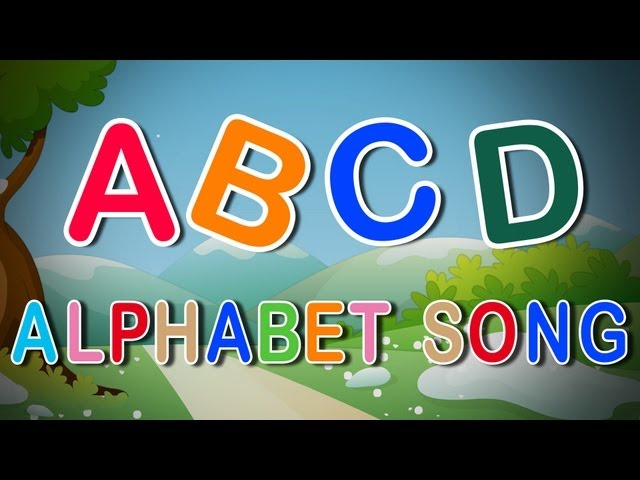 The A to Z Alphabet Song | A is for Ant song | ABC Phonics Song Travel Video