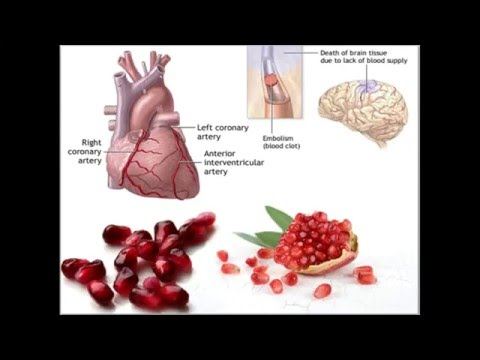 Top 10 Health Benefits Of Pomegranate | Ten Health Benefits For Fruits