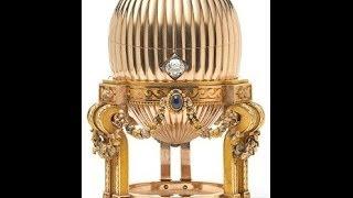 これが34億円の「たまご」!スクラップを免れたロシア皇帝の宝