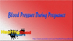 Blood Pressure During Pregnance