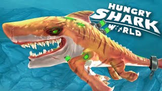 ATOMIC SHARK! - Hungry Shark World | Ep 19 HD