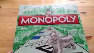 Monopoly Review and Unboxing