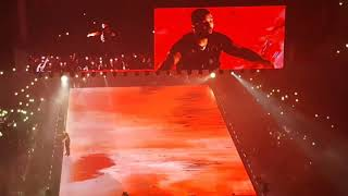 Drake live London O2 Assassination Vacation Tour