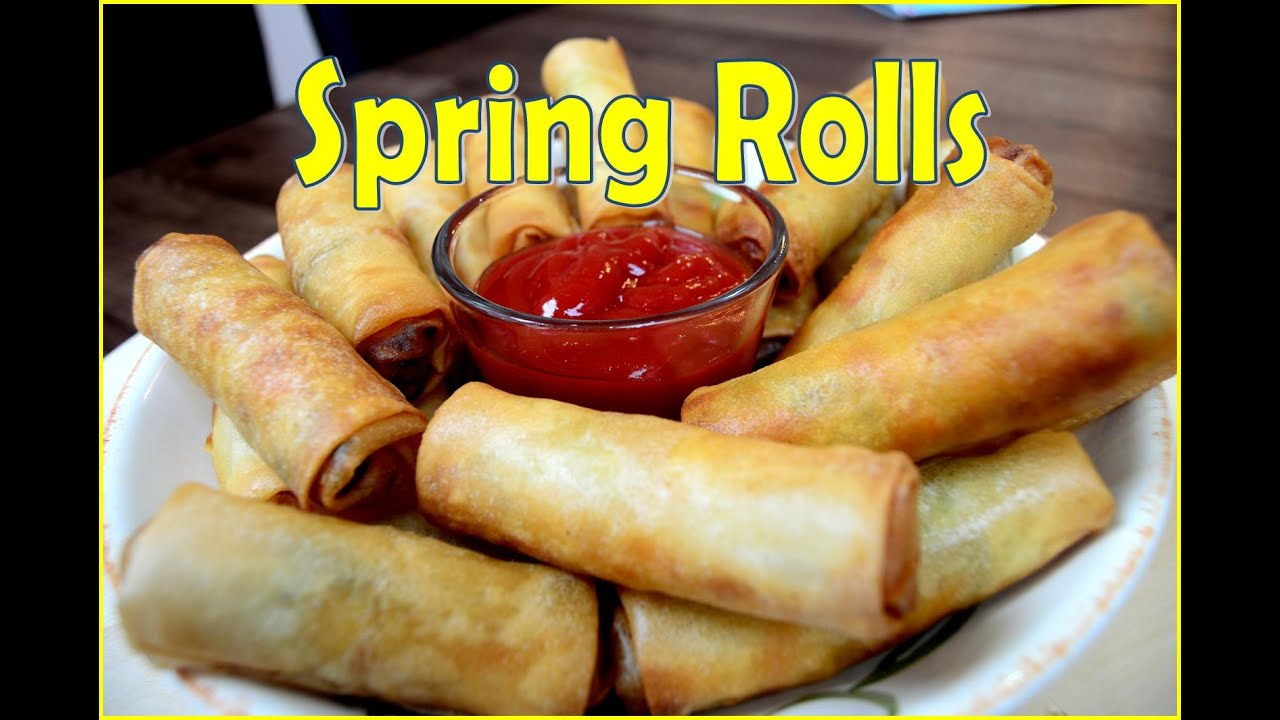 How to make spring rolls at home indian cooking recipes ramadan how to make spring rolls at home indian cooking recipes ramadan recipes cook with anisa youtube forumfinder Image collections
