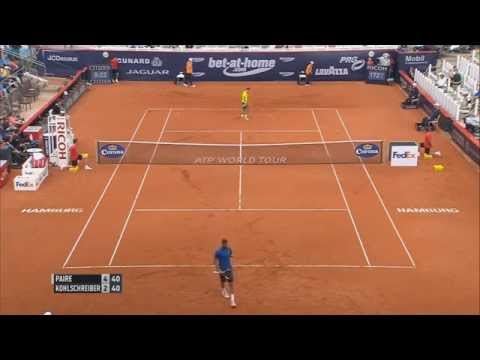 2015 bet-at-home Open - ATP Hamburg Tuesday Highlights
