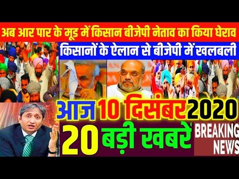 Nonstop News 10 December 2020  Aaj ka taja khabar 10 December ka taja Samachar 10 December 2020 News
