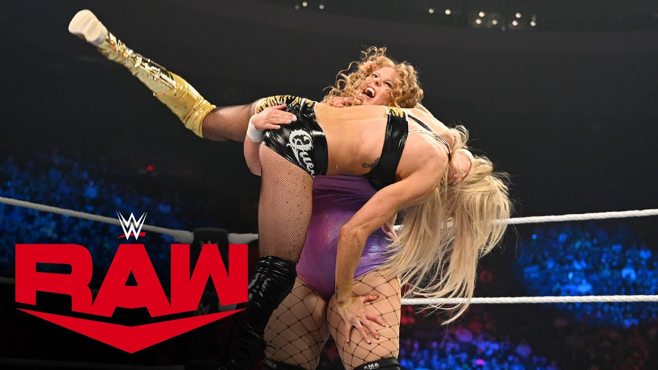 Download Charlotte Flair vs. Doudrop – Raw Women's Championship Match: Raw, Sept. 27, 2021
