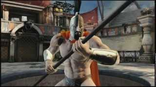 God of War: Ascension — Это СПАРТААА!!! (This is Sparta) | ТРЕЙЛЕР