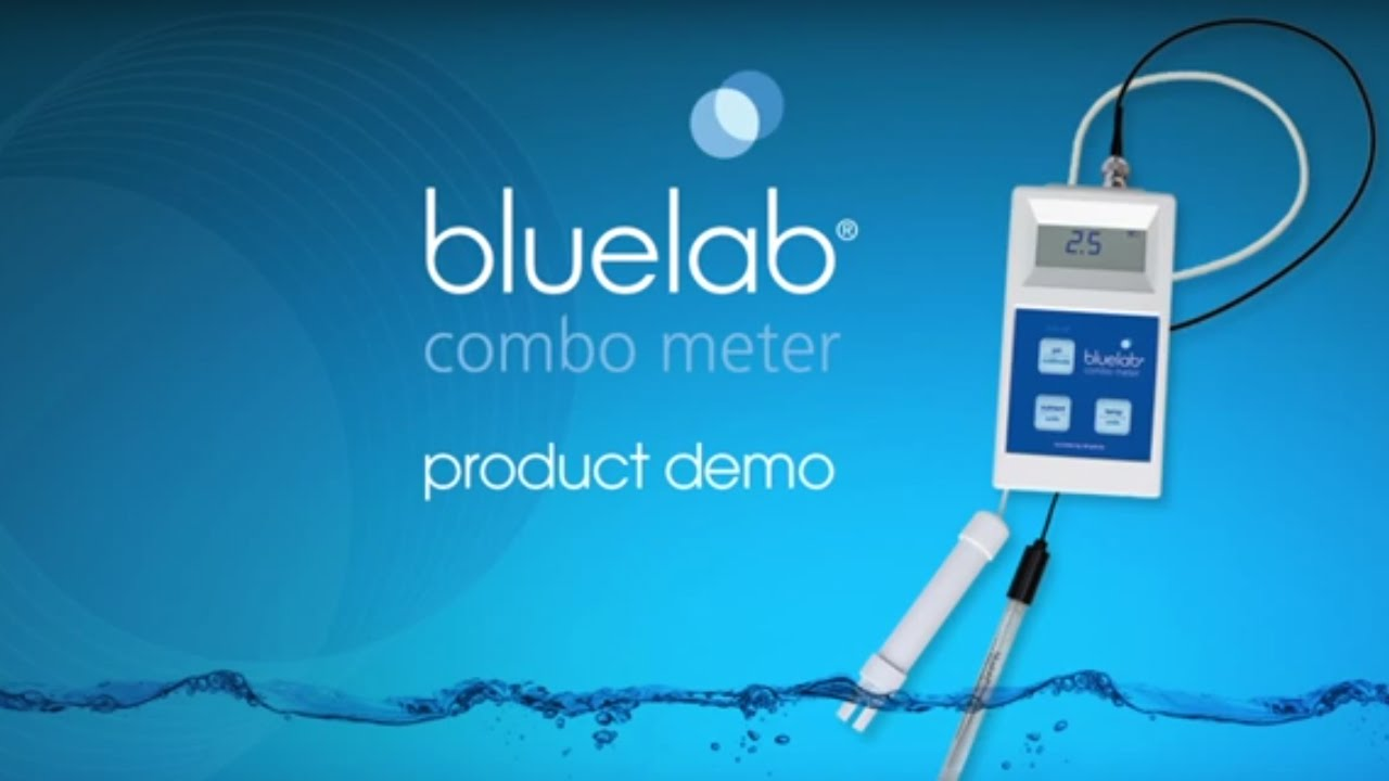 Bluelab Combo Meter - Calibration and First Use
