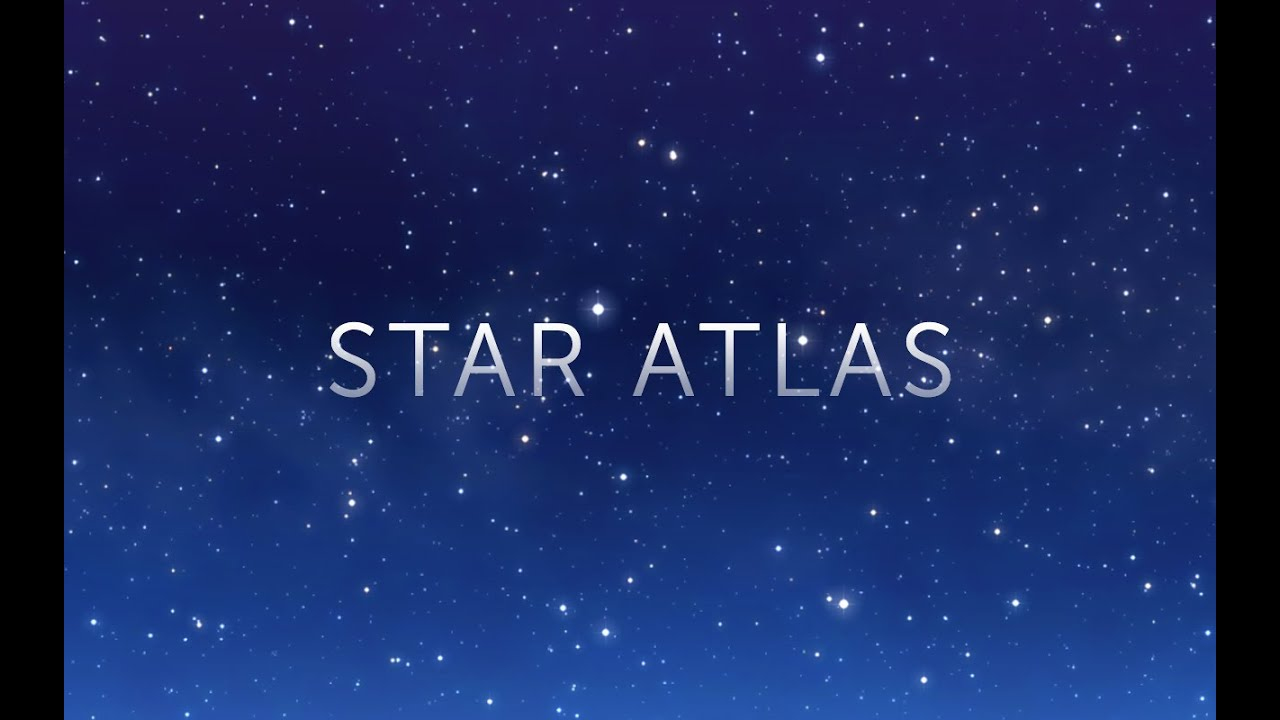 Star Atlas - Interactive star map of the night sky - YouTube on