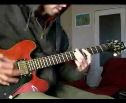 punk rock guitar song alexandre polleri youtube. Black Bedroom Furniture Sets. Home Design Ideas