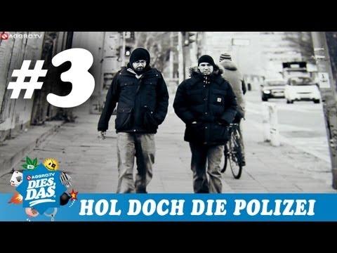 DIES DAS - NR.05 - TEIL 3 - HOL DOCH DIE POLIZEI - DJ DESUE INTERVIEW (OFFICIAL HD VERSION AGGRO TV)