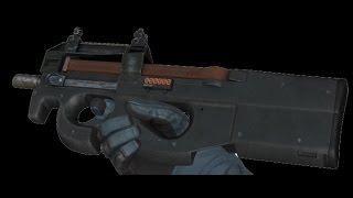 CSGO - Submetralhadoras - P90 (como jogar de P90)