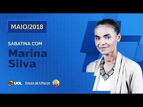 SABATINA COM MARINA SILVA - UOL/FOLHA/SBT