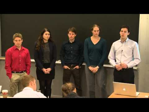 Student Project Presentations - Part 2