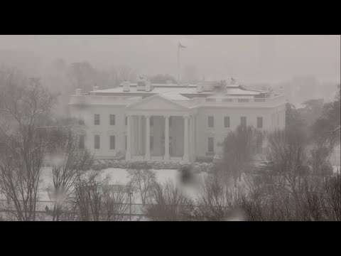 Watch live: Winter storm unleashes snow in D.C. Mp3