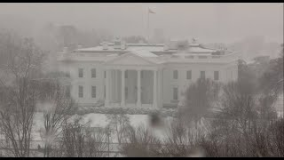 Watch live: Winter storm unleashes snow in D.C.
