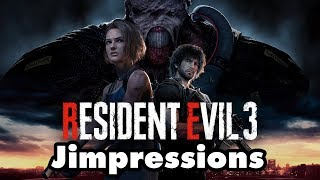 Resident Evil 3: Nemesis - Bloody Terrifying, Terrifyingly Bloody (Jimpressions) (Video Game Video Review)