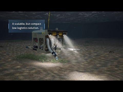 MX3D UW - a ROV Marine Survey System