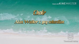 Download Alan Walker X Guy Sebastian - Choir (lyrics)