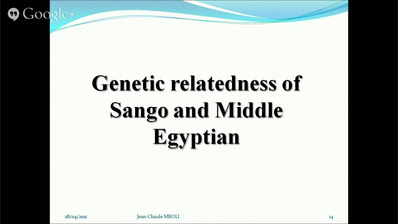 """The Comparative Method in African Linguistics: A Path to the Negro-Egyptian Language Family"""