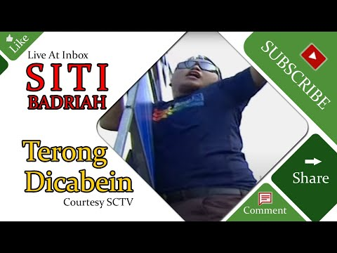 SITI BADRIAH [Terong Dicabein] Live At Inbox (26-09-2014) Courtesy SCTV