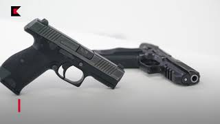 компактный Пистолет Лебедева ПЛ-15К