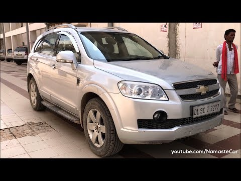 Chevrolet Captiva LTZ AWD 2010 | Real-life review