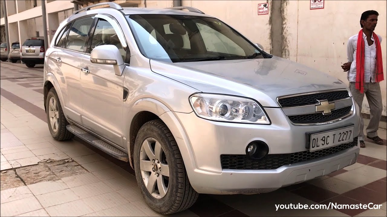 Chevrolet Captiva Ltz Awd 2010 Real Life Review Youtube