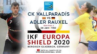 IKF ES 2020 CK Vallparadis / Assessoria - KV Adler Rauxel