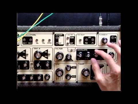 Murmux Semi-Modular Synthesizer Review