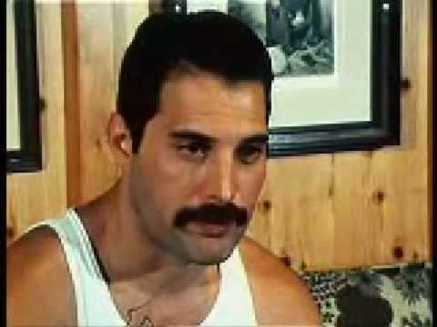 Interview Freddie Mercury part 2 (sous titres francais ...