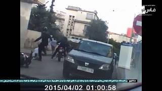 فيديو يظهر عملية توقيف رئيس عصابة بفاس من طرف الأمن