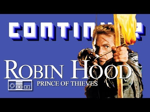 Robin Hood Prince Of Thieves (NES) - Continue?