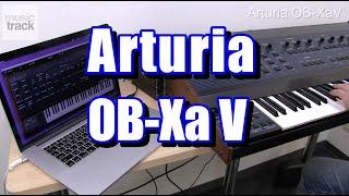 Arturia OB-Xa V vs Oberheim OB-8 Demo & Review