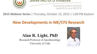 New Developments in ME/CFS Research