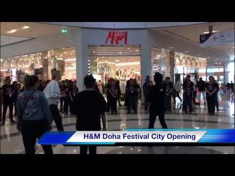 H&M Doha Festival City Qatar Opening